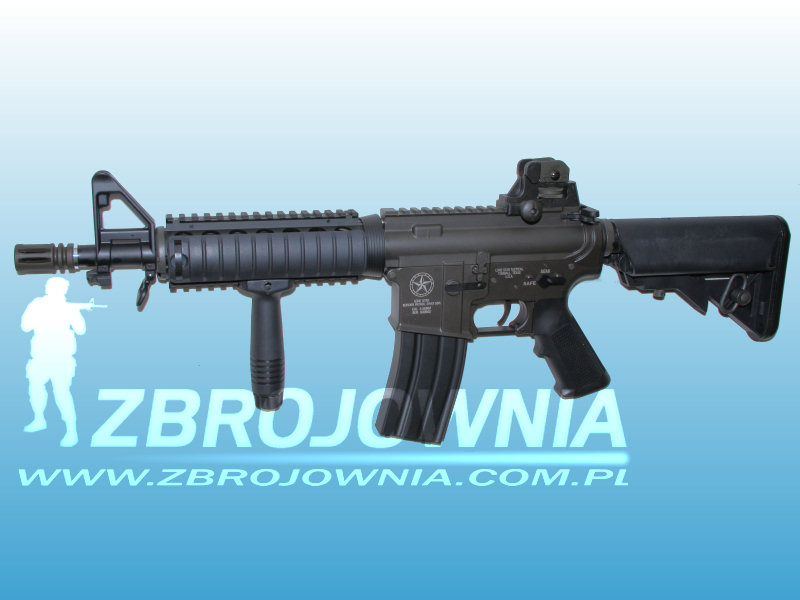 ZBRO-TECH Lone Star Border Patrol SWAT SBR *420-430fps*[EH03ARZ]