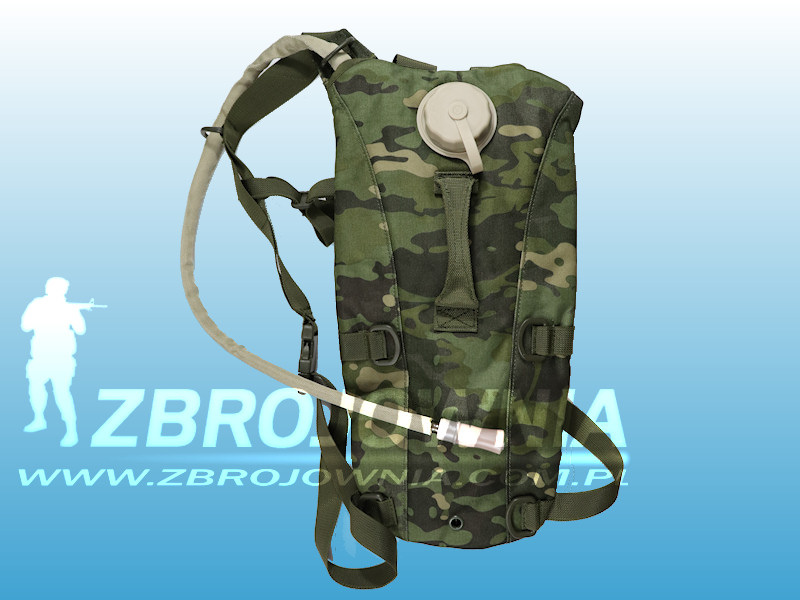 Hydration Pack Multicam Tropic