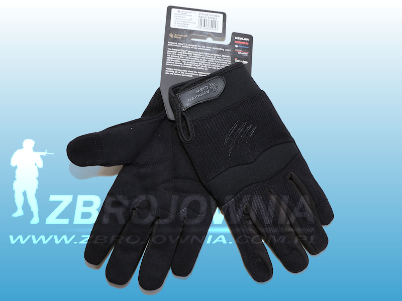 R�kawice Taktyczne Armored Claw Shooter Cold Weather - Czarne XL