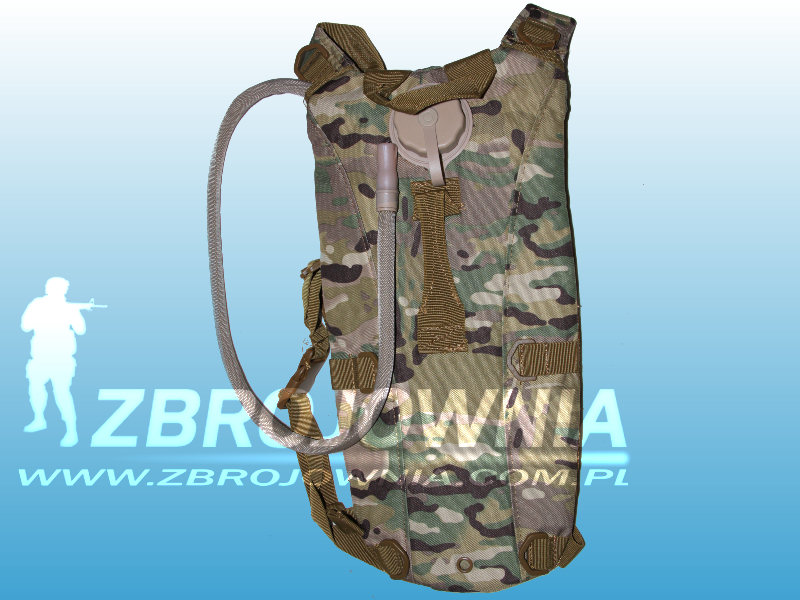 Hydration Pack Multicamo
