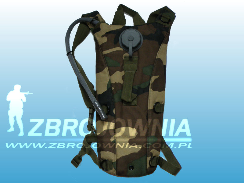 Hydration Pack Woodland