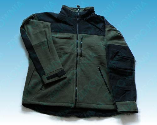 Zdjęcie: Bluza Polarowa Classic Army Oliwka