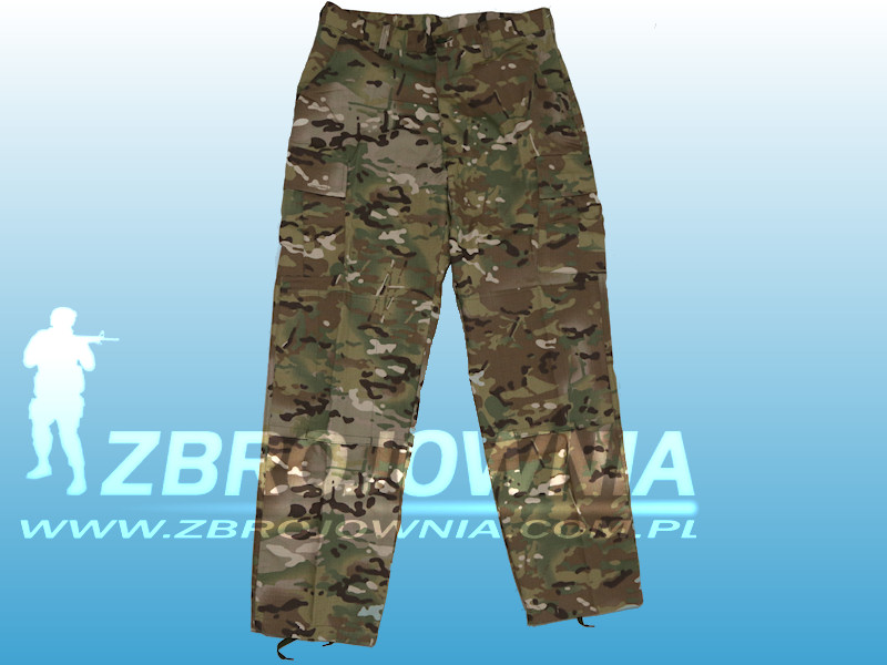 "Komplet mundurowy typ ACU Multicam NYCO Ripstop ""L"""