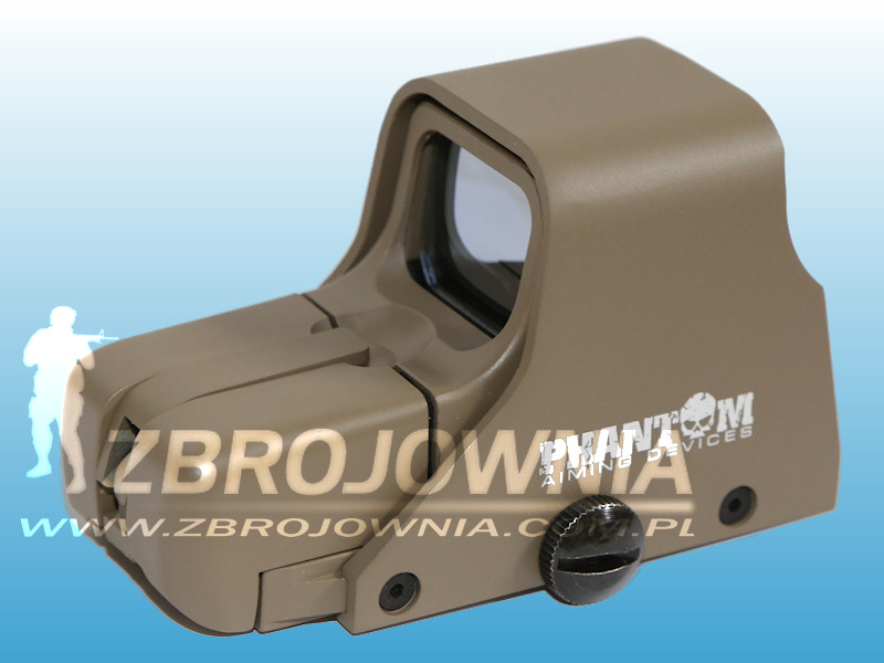Celownik kolimatorowy typ 551 Holo Sight Dark Earth