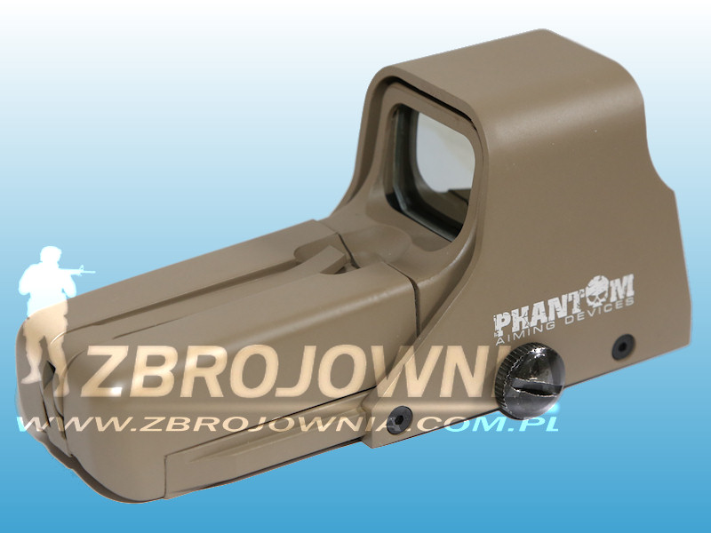 Celownik kolimatorowy typ 552 Holo Sight Dark Earth