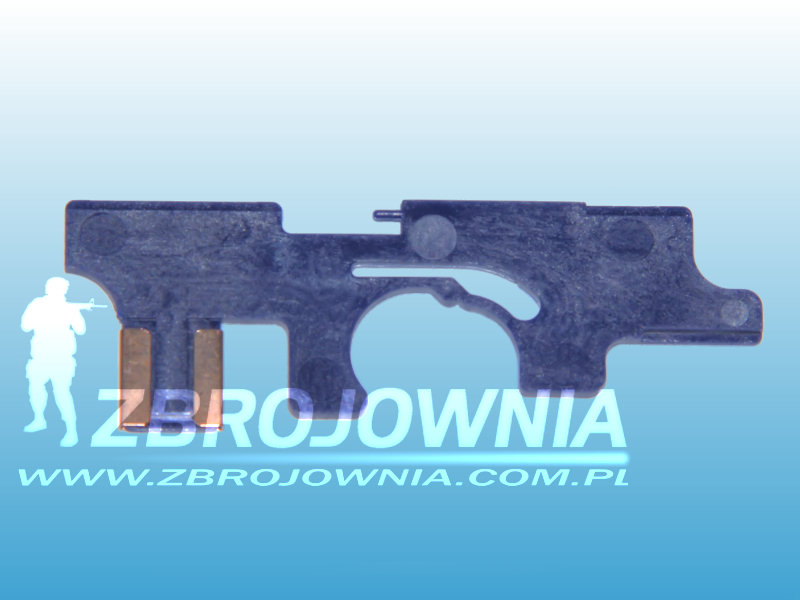 Płytka selektora ognia anti-heat do MP5
