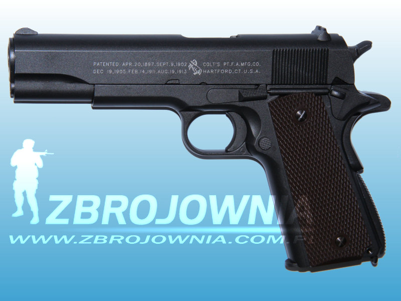 M1911A1 Colt CO2 Full Metal