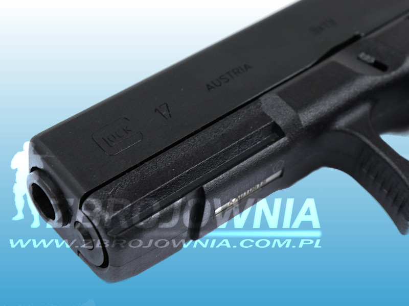 Glock 17 Metal Slide