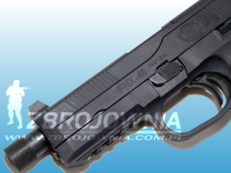 FN FNX-45 Tactical Metal Slide