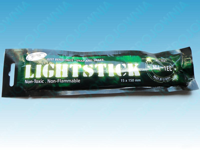 Lightstick zielony