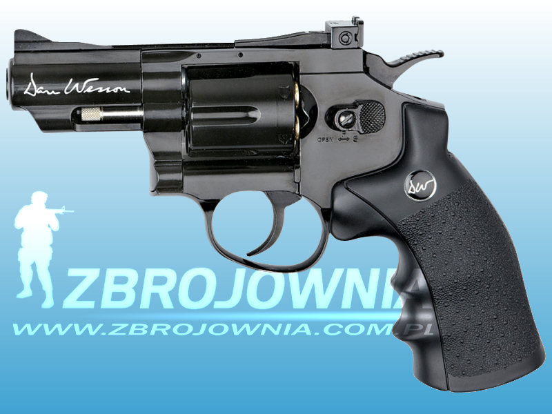 "Dan Wesson 2,5"" Black"