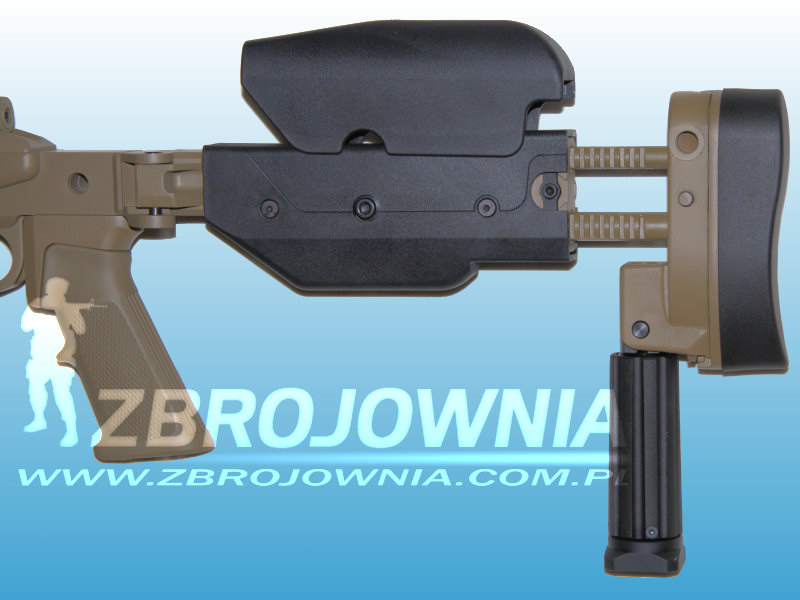 Ashbury International ASW338LM Sniper
