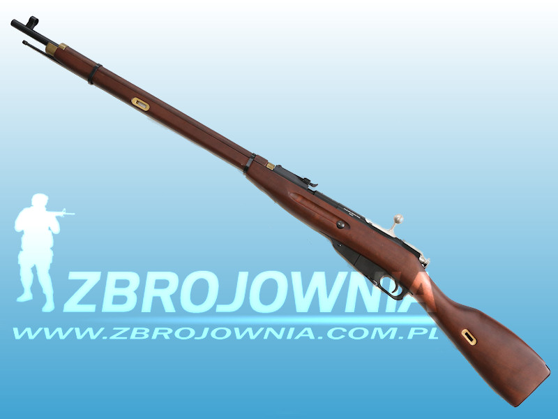 Mosin-Nagant 1891/30 Full Metal Real Wood